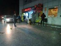 İzmir'de sokağa çıkma kısıtlamasına rağmen silahlı kavga: 1 yaralı
