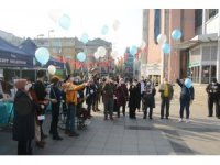 İzmit Belediyesi engelli bireyler için farkındalık etkinliği düzenledi