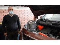 Otomobil bakım servislerinde kışlık bakım yoğunluğu