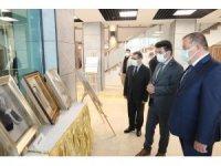 Rektörü Karacoşkun Belediye Başkanı Ramazan ile bir araya geldi