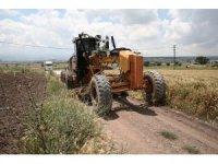 Nilüfer'de asfalt çalışmaları aralıksız sürüyor
