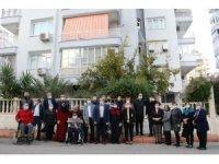 Binadan tahliyesi istenen zihinsel engelli gençler rehabilitasyon eğitimi alacak