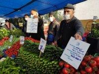 Eyüpsultan'da pazar yerlerine en fazla 750 kişi alınacak