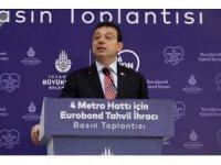 İBB'den 580 milyon dolarlık Eurobond ihracatı