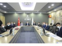 Malatya Büyükşehir'de karla mücadele toplantısı gerçekleştirildi