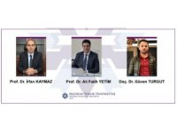 ETÜ'de 3 Öğretim Üyesi 'Dünyanın En Etkili Bilim İnsanları' arasında