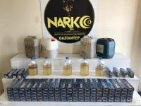 Gaziantep'te 75 kilo metamfetamin ele geçirildi