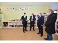 Başkanlar Konya Anadolu İmam Hatip Lisesi anılarını tazeledi