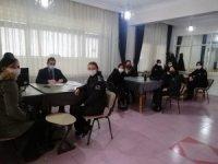 Vefa grubu üyelerine bilgilendirme toplantısı yapıldı