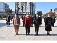"""Başkan Erdem: """"Seçilmiş kadınlar olarak Atatürk'e minnettarız"""""""