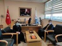 Kaymakamı Akpay devlet hastanesini ziyaret etti