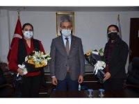 Başkan Kaplan, Dünya Kadın Hakları Günü'nü kutladı