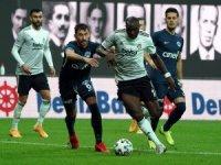 Beşiktaş 11 maç sonra Kasımpaşa'ya gol izni vermedi