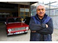 Toz kondurmadığı 'Murat 124'ü 100 bin liraya satıyor