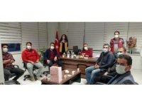 Huzur-Sen'den 112 acil sağlık hizmetlerine ziyaret