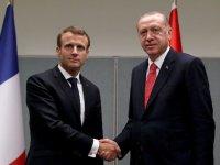 Macron'dan Erdoğan'ın 'bela' çıkışına yanıt: Hakaret iyi bir yöntem değil