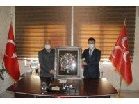 AK Parti Van İl Başkanı Türkmenoğlu'ndan MHP'ye ziyaret