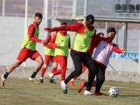 Sivasspor'da Hakan Arslan çalışmalara başladı