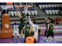 Basketbol Süper Ligi: Lokman Hekim Fethiye Belediyespor: 54 - Darüşşafaka Tekfen: 78