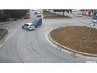 Samsun'dan ders niteliğinde trafik kazaları