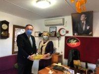 AK Parti Osmangazi kadına seçme hakkı verilişini özel bir programla kutladılar