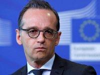 Alman Dışişleri Bakanı Maas'tan Türkiye çıkışı: Boşluk bırakamayız