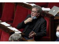 """Fransa'da solcu lider Melenchon'dan hükümete """"güvenlik yasasını çöpe at"""" çağrısı"""
