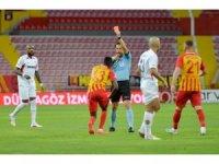 Gaziantep - Kayserispor maçını Meler yönetecek