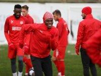 Sivasspor, Başakşehir maçına hazır