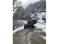 Altıeylül kar teyakkuzunda