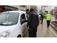 Vakaların yüzde 80'e yakın düştüğü Elazığ'da kısıtlama sessizliği