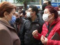 Akşener'e dert yandı: Her yerden icralık olduk, çaresiziz…