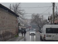 Kar yıllar sonra Balıkesir'e uğrad