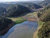 İstanbul'daki barajlar dolmaya başladı