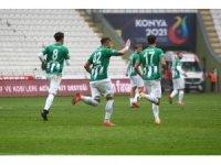 Süper Lig: Konyaspor: 2 - Göztepe: 3 (Maç sonucu)