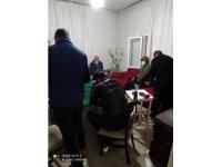 Hatay'da kumar oynarken yakalananlara 30 bin 963 lira para ceza