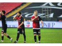 Süper Lig: Gaziantep FK: 2 - Kayserispor: 1 (Maç sonucu)