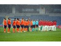 Süper Lig: Medipol Başakşehir: 1 - DG Sivasspor: 1 (Maç sonucu)