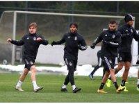 Beşiktaş, Galatasaray derbisi hazırlıklarını tamamladı