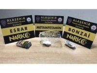 Alaşehir polisi uyuşturucu tacirlerine göz açtırmıyor
