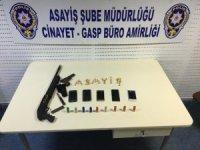 Aydın'da azılı suçlu kovalamaca sonucu yakalandı