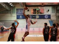 Erkekler Basketbol 1.Ligi: KBB Kağıtspor: 89 - Ankara Anadolu Basket: 81