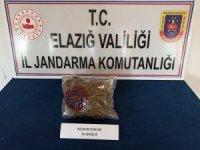 Elazığ'da uyuşturucu ile mücadele:2 gözaltı
