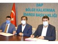 Çat'ta lavanta üretimi için protokol imzalandı