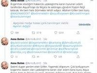 Falçatalı saldırıya uğrayan kadından sosyal medyada yardım çığlığı