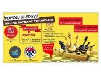 İpekyolu Belediyesinden online satranç turnuvası