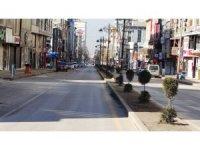 Van caddeleri sessizliğini kuruyor