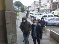 Bergama'da uyuşturucu operasyonu