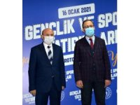 Başkan Oral'dan Bakan Kasapoğlu'na teşekkür
