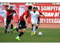Misli.com 2. Lig: Kahramanmaraşspor: 2 - Çorum FK: 3